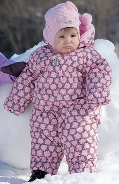 Изображение | Зимняя одежда Kerry | 4. Варежки