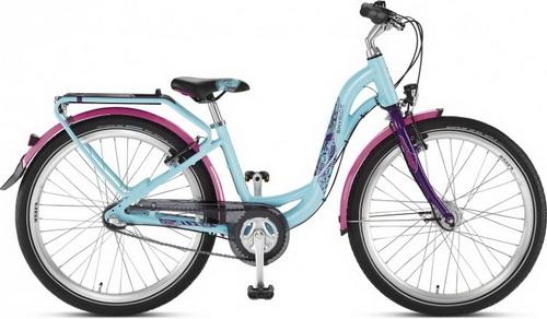 Велосипед двухколесный Puky Skyride 24-7 Alu Active Light