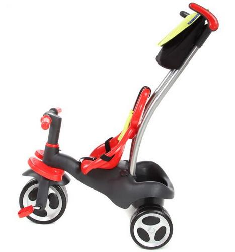 Велосипед трехколесный Molto Urban Trike Rojo