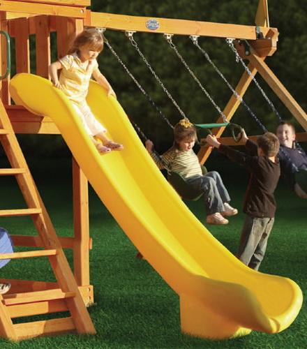 Комплектующие для детской площадки